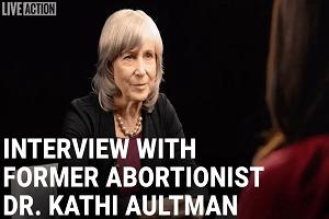 Kathi Aultman: Η ανατροπή στη συνείδηση μιας γυναικολόγου