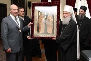 Πρόεδρος Λευκορωσίας: « Δεν κλείσαμε τις εκκλησίες κατά τη διάρκεια του πολέμου. Επομένως, δεν θα το κάνουμε ούτε τώρα»