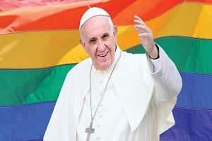 Οι υπέρ του σοδομισμού δηλώσεις του κ. Φραγκίσκου ως εσχάτη κατάπτωση του Παπισμού