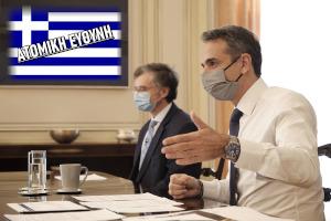 Lockdown 2: Κυβέρνηση στο απυρόβλητο. Επιστημονική επιτροπή στο απυρόβλητο. Πολίτης… στο «απόσπασμα»!