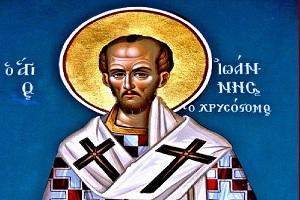 Αγ. Ιωάννης ο Χρυσόστομος: Ο Χρυσόρροας Ποταμός της Εκκλησίας μας.