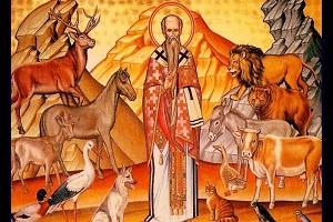 Αγ. Ιερομάρτυς Μόδεστος, Ο Προστάτης των Ζώων