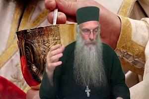 π. Αντώνιος Στυλιανάκης: Χριστούγεννα με κουστωδία