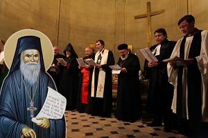 Άγιος Πορφύριος: Η Ορθοδοξία μας δεν έχει σχέση με άλλες θρησκείες. Τώρα διάφοροι μεγάλοι έχουν την γνώμη ότι δεν χρειάζονται πολλές θρησκείες γιατί διχάζουν τους ανθρώπους και φροντίζουν να γίνει μία θρησκεία!