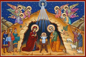 Τηλεομιλία τῆς Ἑνωμένης Ρωμηοσύνης μέ θέμα «Χριστούγεννα στό χωριό τῶν Ποιμένων (Βηθλεέμ)»