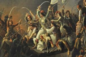 Ιωάννης Μακρής: Πρώτη πολιορκία Μεσολογγίου ή μια στιγμή Εθνικής Ενότητας;
