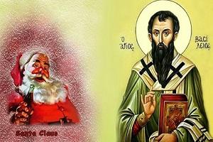 Ο Άγιος Βασίλειος του Μύθου και της Ιστορίας