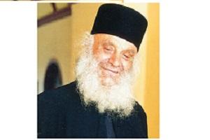 Άγιος Γέρων Αμβρόσιος Λάζαρης: Πίστεψε και θα πάνε όλα καλά. Μόνο πίστεψε. Περίμενε! Μη φοβάσαι!