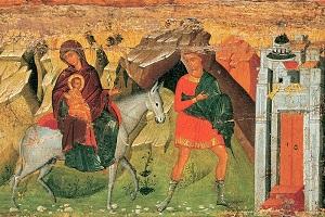 Κυριακή μετά την Χριστού Γέννηση: «...ὅτι Ναζωραῖος κληθήσεται»