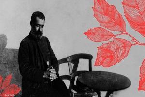 Ὄνειρον Ἀλεξάνδρου Παπαδιαμάντη, ἀμίσθου ἱεροψάλτου (εκοιμήθη στις 3 Ιανουαρίου 1911)