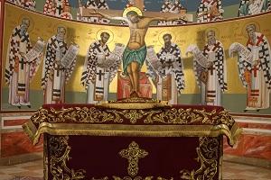 Όσιος Παΐσιος: «Οι Θείες Λειτουργίες κρατούν τον κόσμο! Αγιάζεται όλη η κτίση από την Θεία Λειτουργία!»