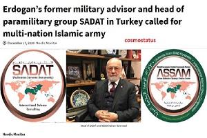 Την ίδρυση πολυεθνικού Ισλαμικού στρατού επιδιώκουν οι Τούρκοι