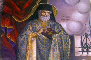 Ο Αγ. Ιωσήφ Σαμάκος ο Ηγιασμένος