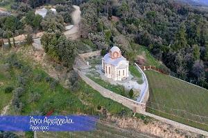 Μοναστήρια - Εκκλησίες - Ξωκκλήσια! Εικόνες από ψηλά!