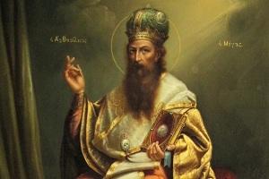 Mέγας Βασίλειος: «Ίσως δε συνάντησες ποτέ ΕΠΙΣΚΟΠΟ. Γιατί αν συναντούσες πραγματικό Ιεράρχη, που ν΄ αγωνίζεται για την ορθή πίστη, με αυτό τον τρόπο θα σου απαντούσε»