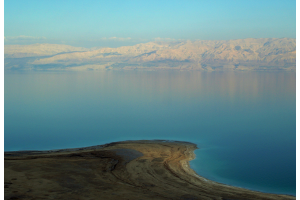 Εκεί όπου έστησαν οι άχραντοι πόδες του Κυρίου: Νεκρά Θάλασσα και το φρούριο Μασάντα