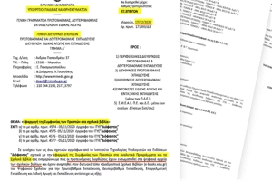 Με «εξαιρετικά επείγον» έγγραφο το Υπουργείο Παιδείας «τρέχει» να εφαρμόσει την Συμφωνία των Πρεσπών στα σχολικά βιβλία