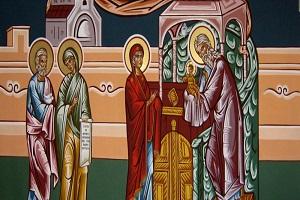 Αφιέρωμα στην Εορτή της Υπαπαντής του Κυρίου -  «ΕΙΔΟΝ ΟΙ ΟΦΘΑΛΜΟΙ ΜΟΥ ΤΟ ΣΩΤΗΡΙΟΝ ΣΟΥ» (Λουκ.2,31)