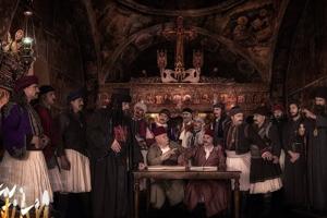 Μνήμη κληρικών ηρώων του 1821