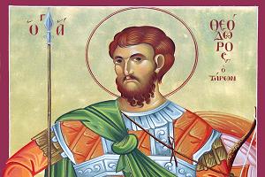 Αγ. Θεόδωρος Τήρων: Ο Ενδοξος Στρατιώτης του Χριστού