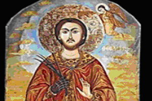 Άγιος νεομάρτυρας Θεόδωρος ο Βυζάντιος πολιούχος της Μυτιλήνης