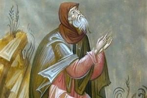 Αγ. Ισαακ ο Σύρος : Τη βοήθεια του Θεού πρέπει να τη ζητούμε στις θλίψεις και στις στενοχώριες