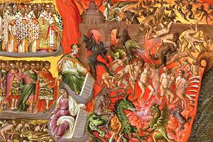 π. Αθανάσιος Μυτιληναίος: Γιατί ο αγαθός Θεός δημιούργησε την κόλαση;
