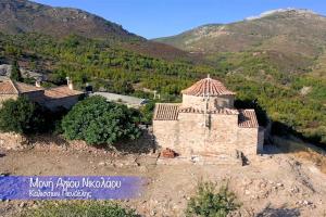 Κάθε σπιθαμή ελληνικής γης κι ένα εκκλησάκι!