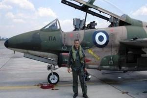 Πιλότος Πολεμικής Αεροπορίας: Ήμουν παράλυτος – Με έσωσε η Παναγία