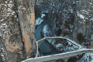 Ζαγόρι: Χειμωνιάτικες ομορφιές της Πατρίδας μας!
