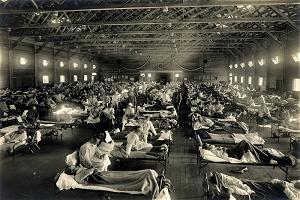 Ο κορωνοϊός ως απομίμηση της ισπανικής γρίπης