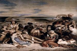 Η Σφαγή της Χίου. 30 Μαρτίου 1822