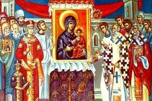Α' Κυριακή των νηστειών (της Ορθοδοξίας) - «Ἔρχου καὶ ἴδε»