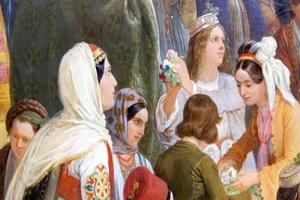Ο ρόλος των γυναικών κατά την Επανάσταση του 1821