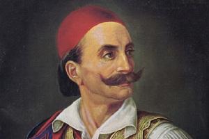 Ο Ηπειρώτης οπλαρχηγός Κίτσος Τζαβέλλας και η δράση του στην επανάσταση