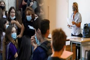 Mόλις το 30% των εκπαιδευτικών έχουν δηλώσει την πρόθεσή τους να εμβολιαστούν