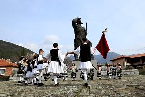 Έλληνες Σαρακατσαναίοι στη Βουλγαρία τίμησαν τα 200 χρόνια από την Επανάσταση