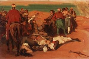 Η Καταστροφή της Χίου και ο Κωνσταντίνος Κανάρης Ο μπουρλοτιέρης του Αιγαίου