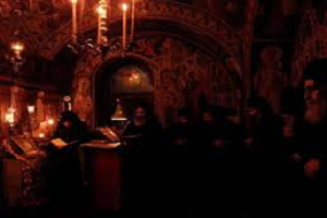 Ι.Κ. Αγίου Ιωάννου του Θεολόγου: Κοντάκιον Μ.Κανόνος, Ψυχή μου, ψυχή μου (Ήχος Β΄)