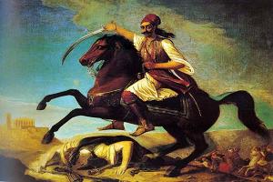 Ο ανδρείος στρατιώτης της Πατρίδας Γεώργιος Καραϊσκάκης