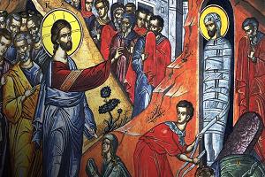 π. Ανανίας Κουστένης: Η Ανάσταση του Λαζάρου και η Μεγάλη Εβδομάδα