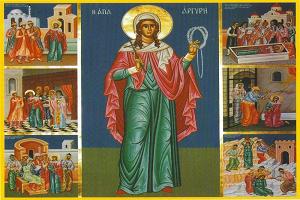 Αγία Αργυρή: Η Ένδοξος Νεομάρτυς του Χριστού