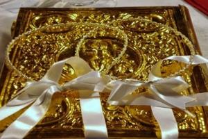 π. Αθανάσιος Μυτιληναίος: Τα στεφάνια του γάμου
