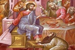 Συνοδοιπόροι του Θείου Πάθους  - Θεολογικό σχόλιο στο περιεχόμενο και τα νοήματα της Μεγάλης Τετάρτης