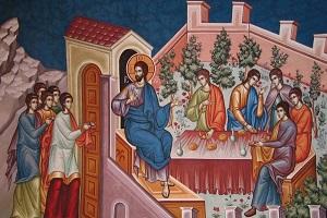 Συνοδοιπόροι του Θείου Πάθους  - Θεολογικό σχόλιο στο περιεχόμενο και τα νοήματα της Μεγάλης Τρίτης