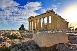 ΗΠΑ: «Φωτιά και τσεκούρι» στα Αρχαία Ελληνικά!