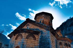 Ι. Ν. Ευαγγελισμού της Θεοτόκου στη Βάνιστα Δρόπολης (Βόρειος Ήπειρος)