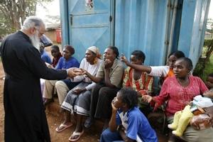 Μητροπολίτης Κένυας: Γιατί στοχοποιήσαμε τις εκκλησίες και τις ακολουθίες μας με τον κορωνοϊό; Ο λαός να αντισταθεί!