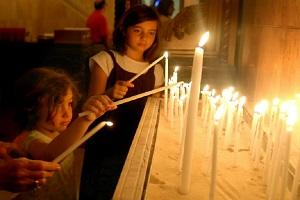 Δημήτριος Παναγόπουλος - Όταν τα παιδιά κάνουν φασαρία μέσα στο ναό