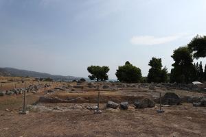Αρχαιολογικός χώρος Ισθμίων Κορίνθου. Ο Μέγας Αλέξανδρος ενώνει τους Έλληνες και μαζί του εκπολιτίζουν τον κόσμο. «Η πανελλήνια ιδέα».